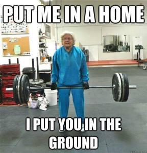 """""""Neem liever een opa of oma in huis"""""""